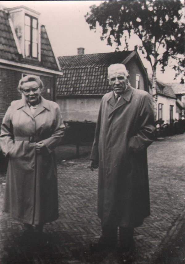 Elisabeth Radstok en Aldert Gerrit Broerze