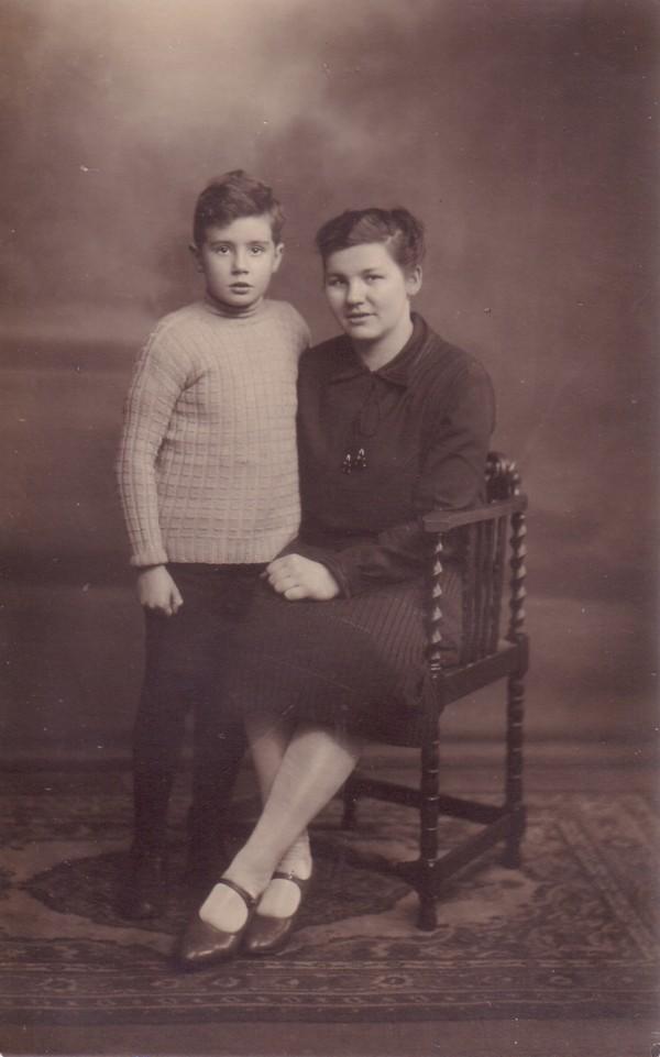 Willem de Ruiter en Alida Radstok