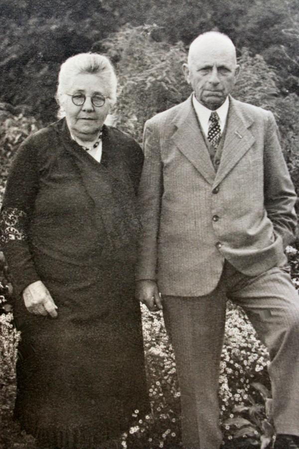 Fijtje van Schaffelaar en Nicolaas van Hornsveld