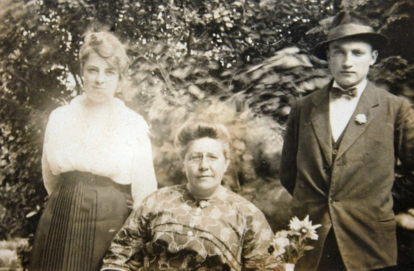Maria Hornsveld, Fijtje van Schaffelaar Albert Hornsveld