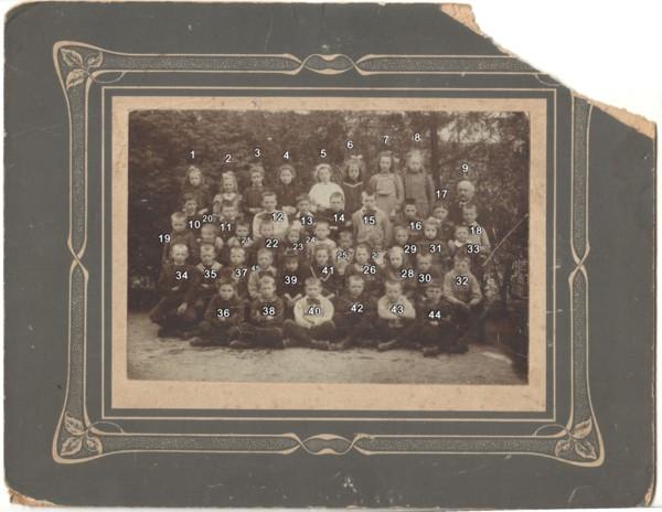 St.-Aloysiusschool in 1909