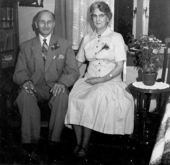 Henderik van Lubek en Catharina Roskamp