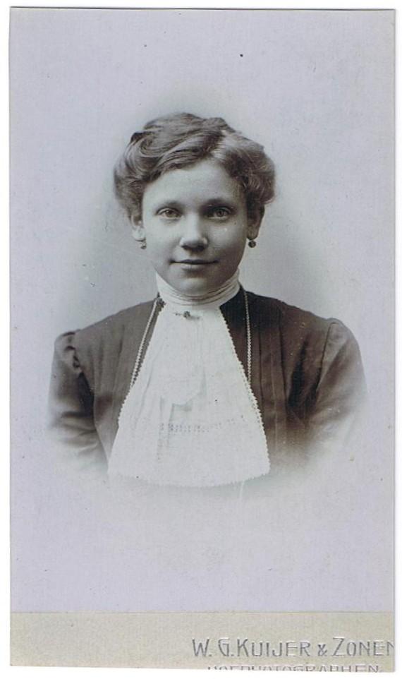 Johanna Hendrika Muller