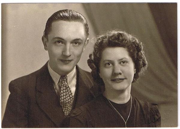Matthijs Ravenhorst en Catharina Johanna Wark