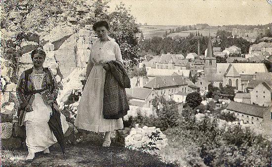 Alberdina A.J. Lagerwij en Geertruida Maria Lagerwij