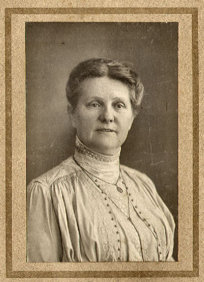Geertruida Maria Lagerwij