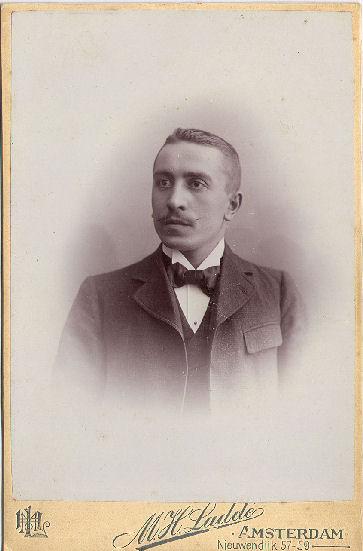 Nicolaas Marinus Johannes Hessel