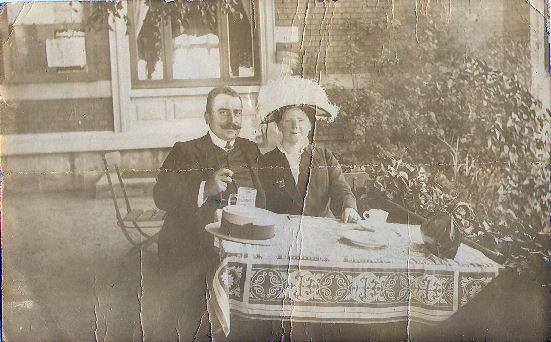 Nicolaas Marinus Johannes Hessel en Susanna Mathilda Lagerwij