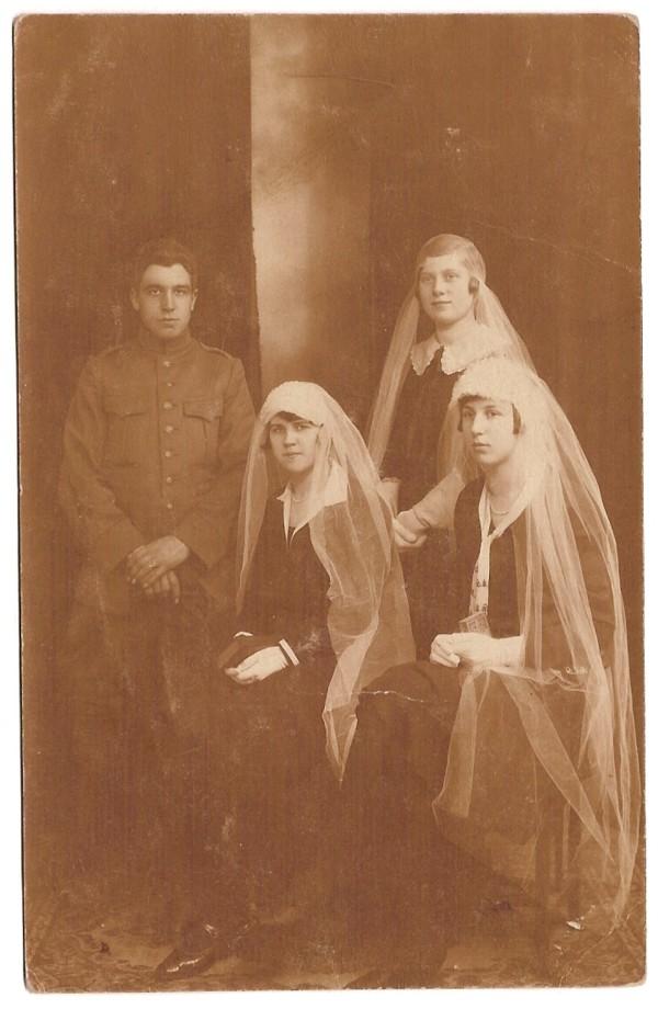 Leonardus en Hermina Balkenende