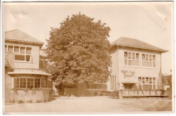 Hervormde School aan de Spoorstraat