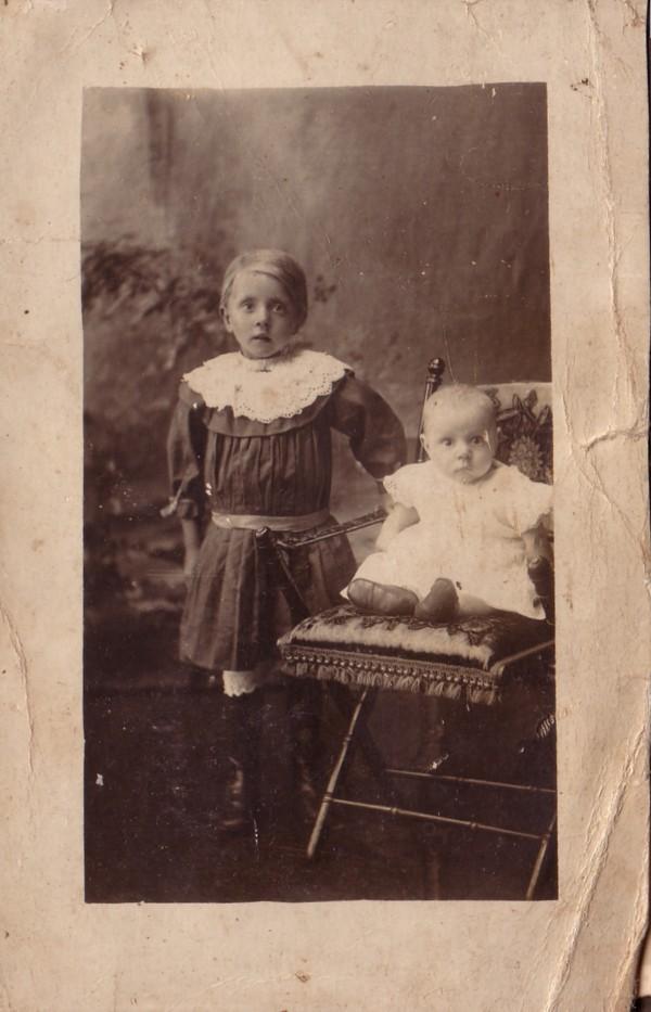 Lisetta Josepha de Ruiter en Willem de Ruiter