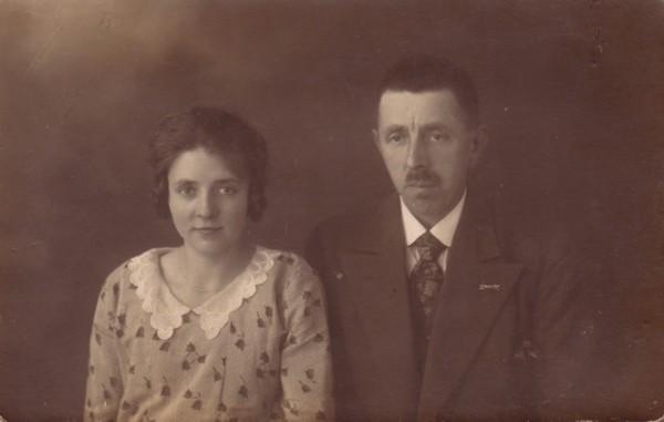 Lisetta Josepha de Ruiter en Daniël de Ruiter