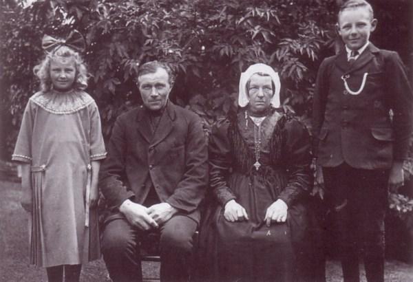 Alijda Francisca Makker, Simon Leo van den Hoven, Geertje van Middelaar, Elbertus Johannes Makker