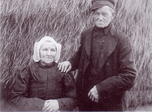 Aaltje Stalenhoef en Gijsbert Hilhorst