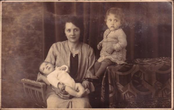 Lisetta Josepha de Ruiter, Beppie Kuijper en Daniël Kuijper