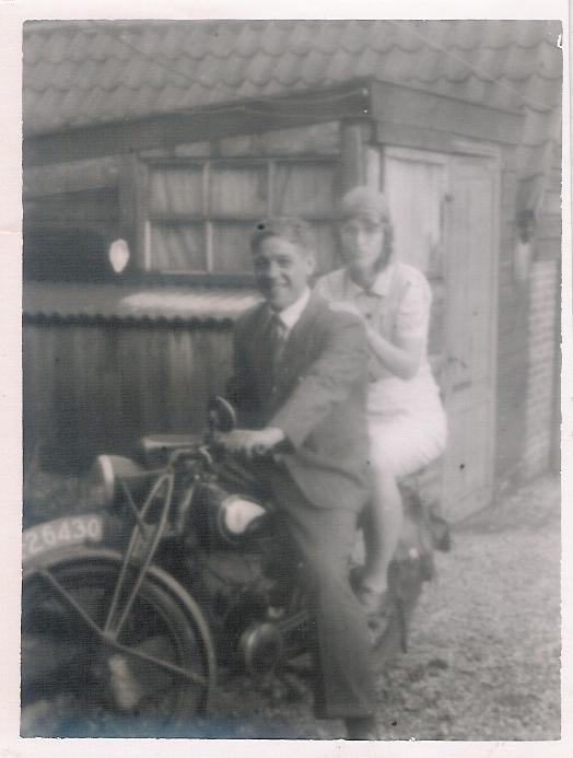 Gerrit Luijer en Evertje Christina Hellinga