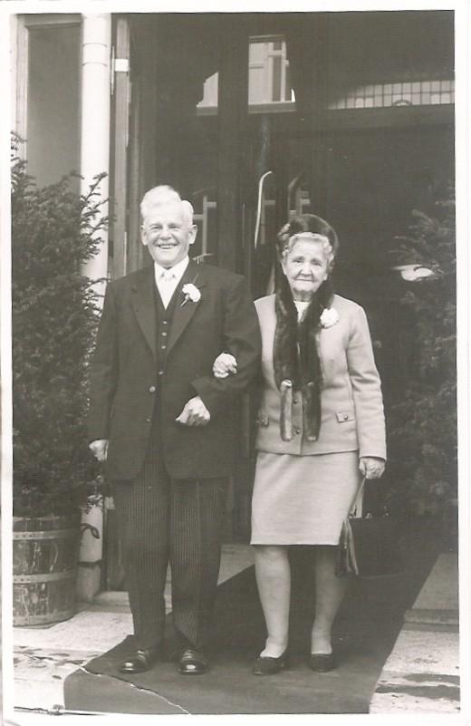 Roelof Cornelis Luijer en Gijsje van de Kamp