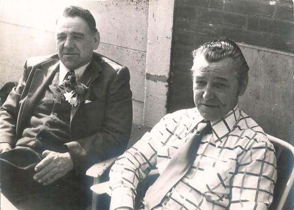 Gerrit Luijer en Mijndert Luijer