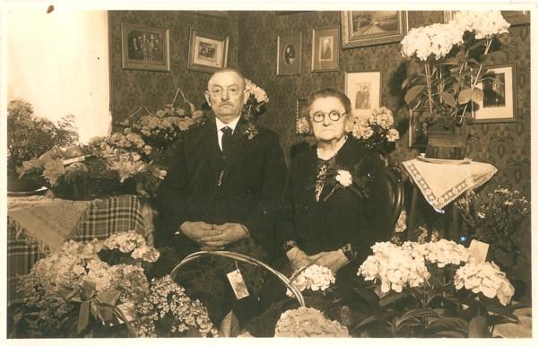 Reinder Zuiderveld en Christina Philippina Sophia van der Heide