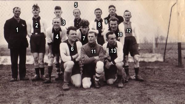 Voetbalvereniging uit Baarn
