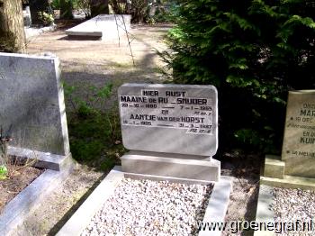Grafmonument grafsteen Maaike  Snijder