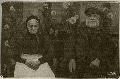 G. de Zoete vijftig jaar getrouwd