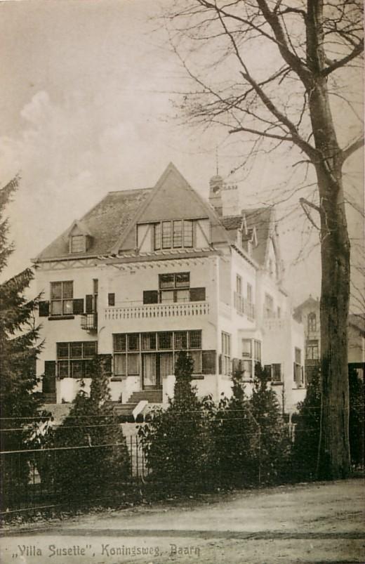 Villa Suzette verkocht