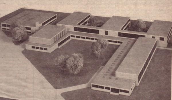 Nieuwe schoolgebouw Baarnsch Lyceum in gebruik genomen