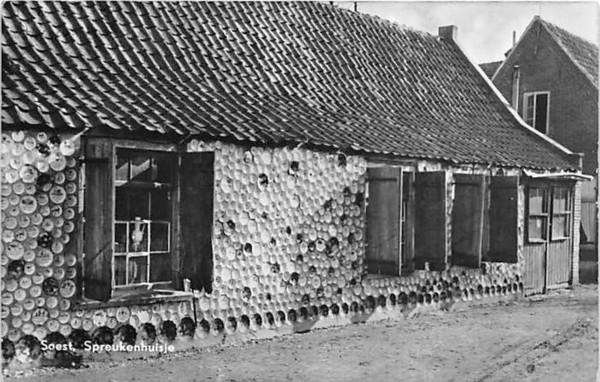 Spreukenhuisje in Soest verdwijnt