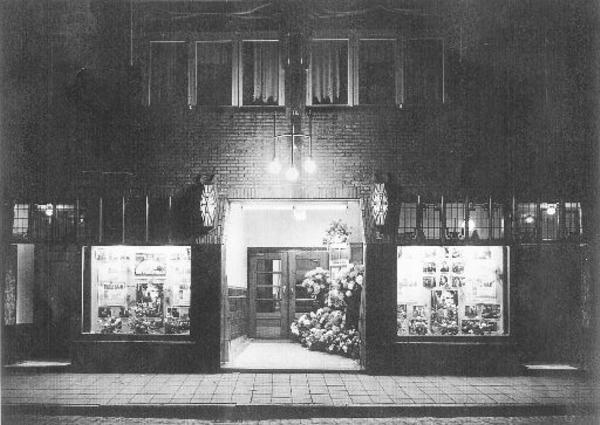 Flora-theater aan de Laanstraat voorgoed gesloten