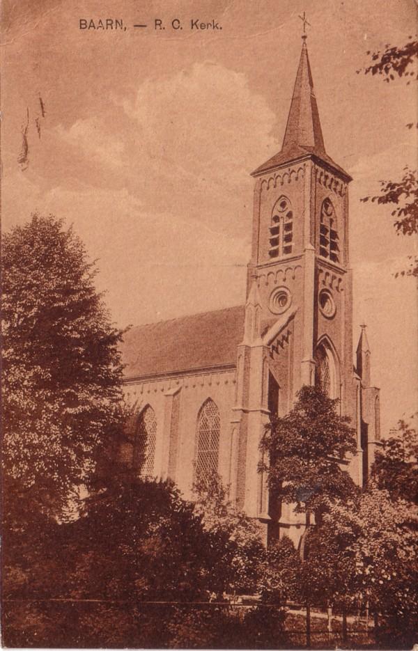 Nieuwe R.K. Kerk aan de Kerkstraat