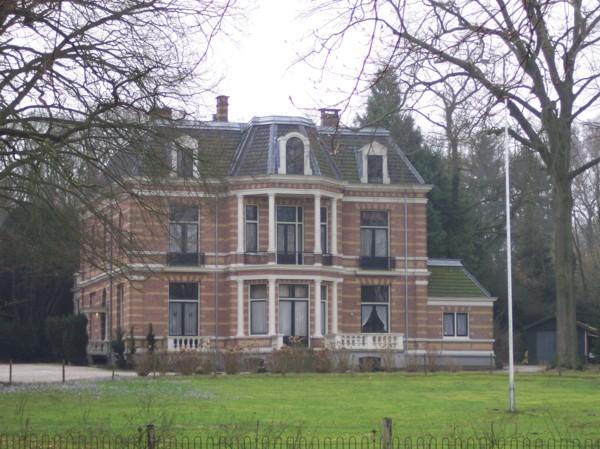 Wordt villa Benthuys gesloopt?