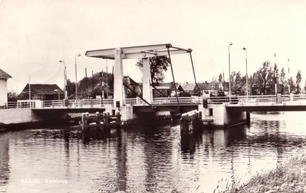Geen brugwachter meer voor onze Eembrug