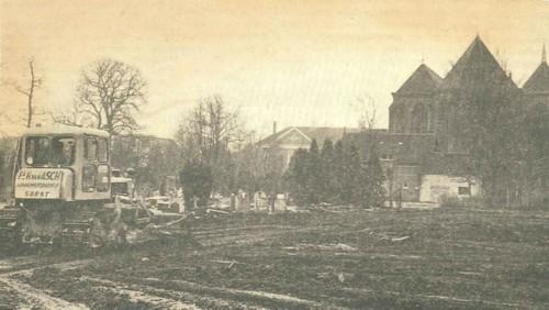 Uitbreiding R.K. begraafplaats