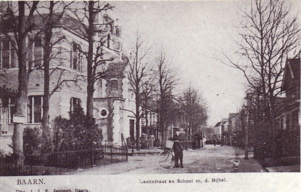 School met de Bijbel in Baarn opgericht