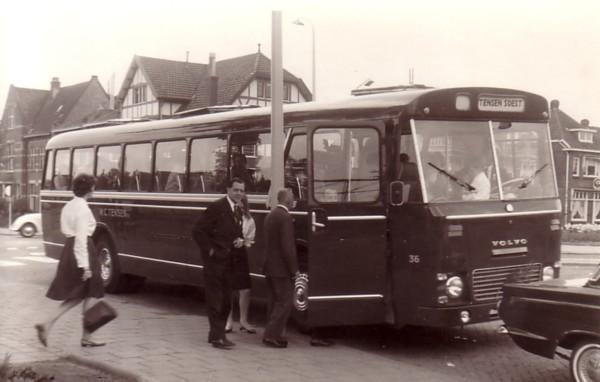 Busdienst Tensen door Baarn