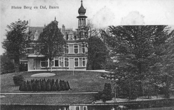 Villa Berg en Dal verbouwd