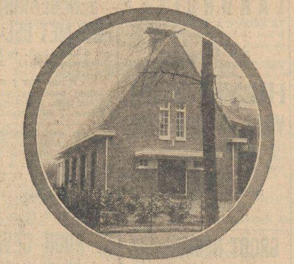 Kerk doopsgezinde gemeente in gebruik genomen