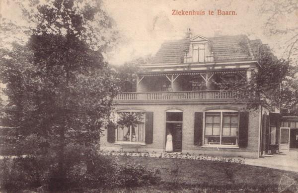 Ziekenhuis aan de Torenlaan gebouwd