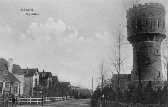 Watertoren in Baarn
