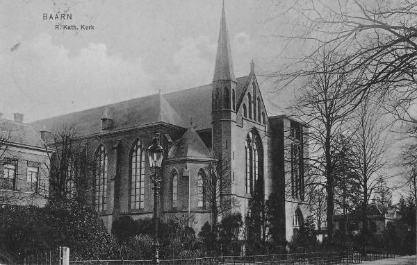 Nieuwe R.K. Kerk aan de Kerkstraat ingewijd