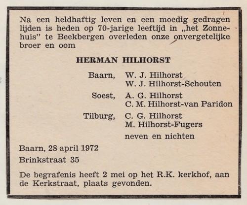 Afbeelding bij Herman Wouterus  Hilhorst