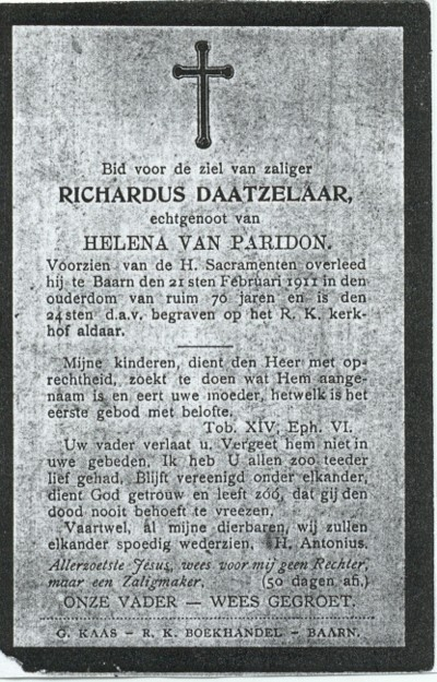 Afbeelding bij Rijk  Daatzelaar
