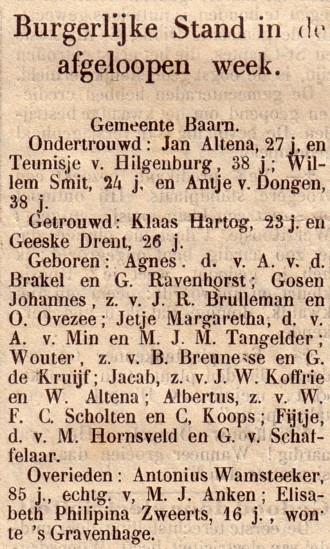 Afbeelding bij Wouter  Breunesse