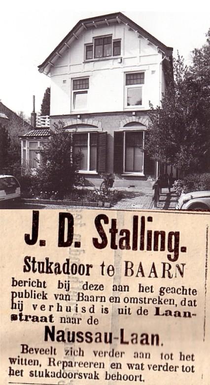Afbeelding bij Johan Diederich  Stalling