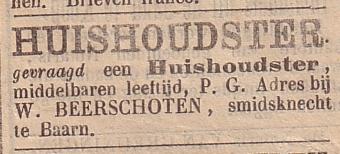 Afbeelding bij Willem  Beerschoten
