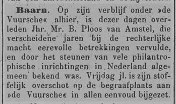 Afbeelding bij Boudewijn Jacobus  Ploos van Amstel