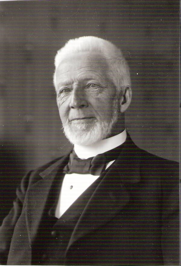 Willem Zilvester  Mulder