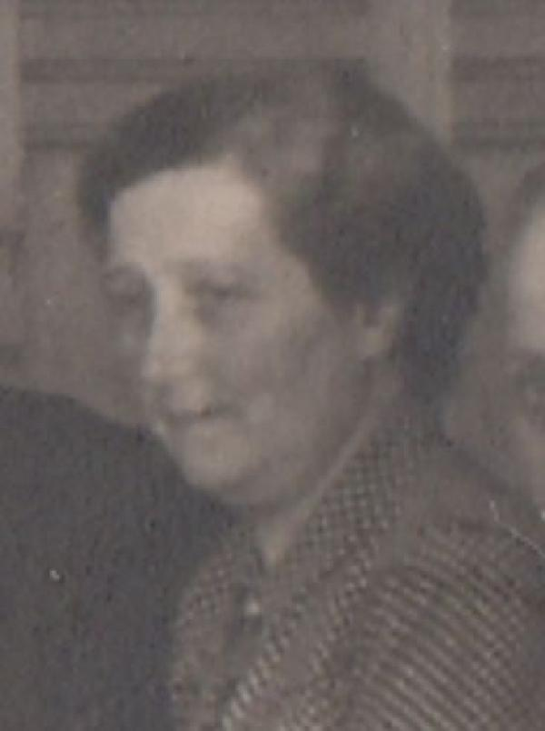 Geertruida  Wafelbakker