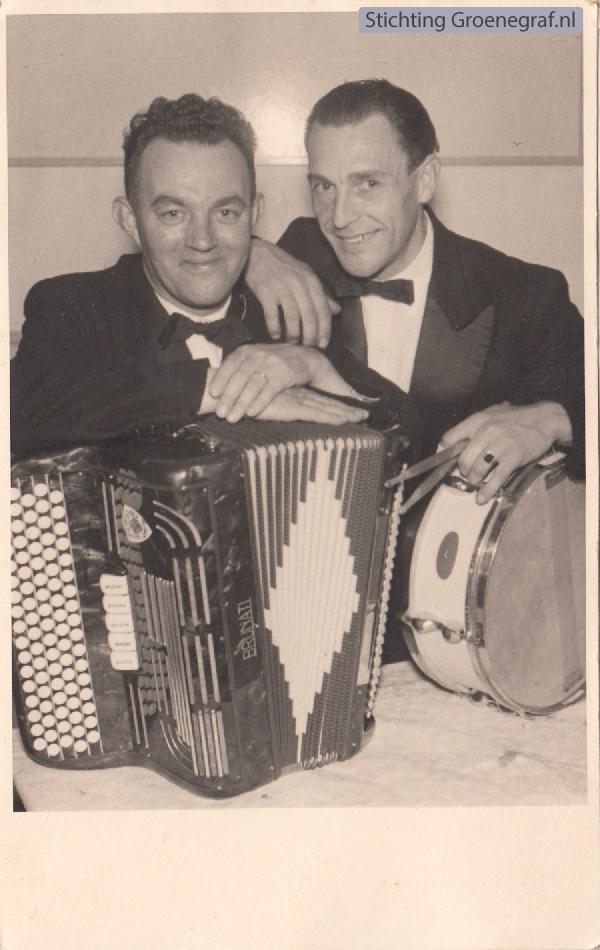 Jan van de Pol en Tonny de Vries